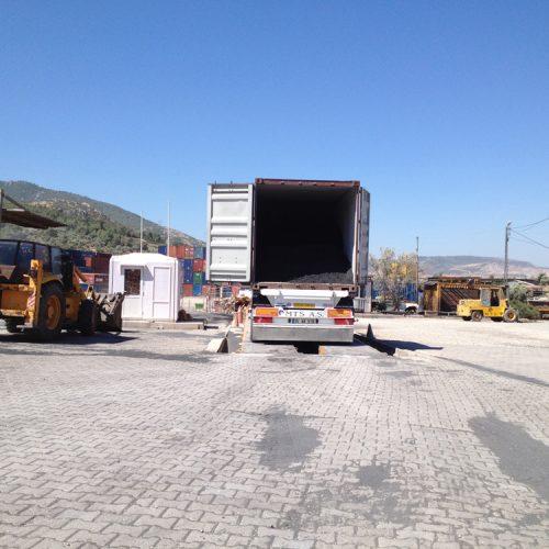 Izmir – Ore Trading
